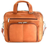 "Kenneth Cole Reaction Colombian Leather Expandable 15.4"" Computer Portfolio"