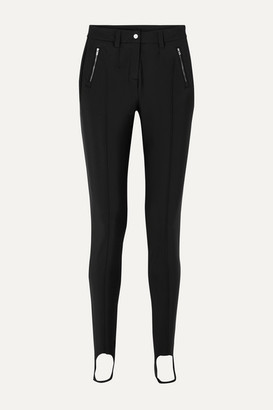 Fusalp Belalp Stirrup Ski Pants - Black