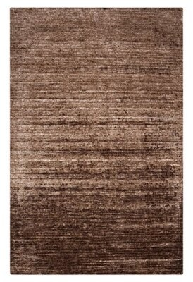 "Surya Haize Hand-Knotted Brown Rug Rug Size: Rectangle 3'6"" x 5'6"""