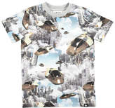 Molo Ralphie Hover Cars Printed Short-Sleeve T-Shirt, Size 4-10