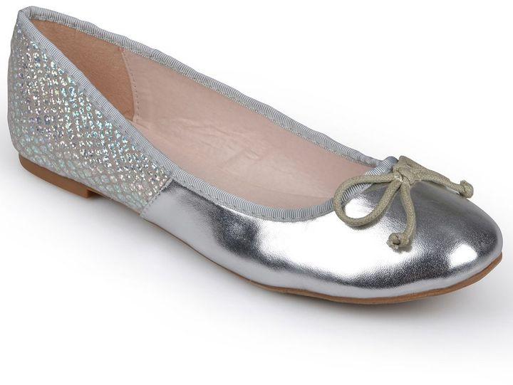 Journee Collection sapphire ballet flats - women