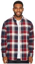 DC South Ferry Long Sleeve Shirt Men's Clothing