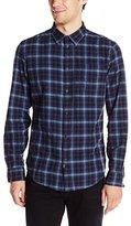 Calvin Klein Jeans Men's Brushed Bold Check Shirt