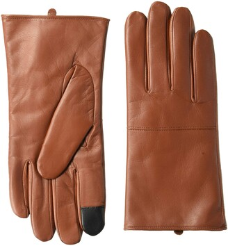 Cole Haan Men's Lambskin Leather Glove with Horizontal Point