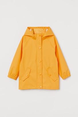 H&M Rain Jacket - Yellow
