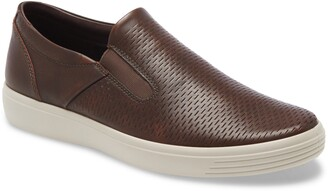 Ecco Soft 7 Premium Slip-On Sneaker