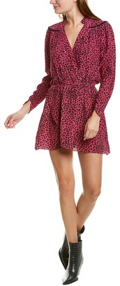 Zadig & Voltaire Reveal Mini Dress