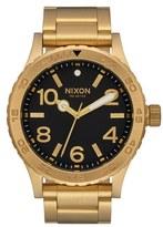 Nixon Bracelet Watch, 46mm