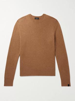 Rag & Bone Haldon Cashmere Sweater - Men - Brown