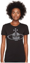 Vivienne Westwood Embroidered Orb T-Shirt