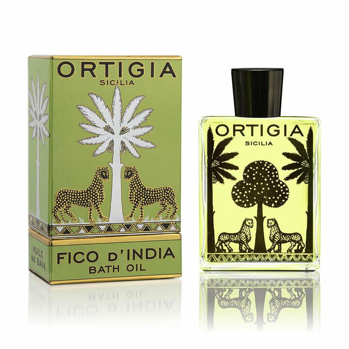 Thumbnail for your product : Ortigia Bath Oil - 200ml - Fico D'India