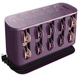 Remington H9100S T-Studio Thermaluxe Ceramic Hair Setter, Hair Rollers, 1-1 1⁄4 Inch, Purple