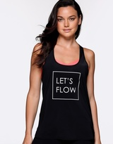 Lorna Jane Let's Flow Active Tank