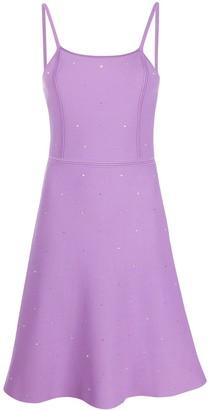 Sandro Paris Elize rhinestone-embellished dress
