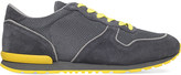 Tod's TODS Suede and mesh trainers