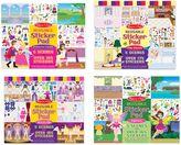 Melissa & Doug® Sticker Pad Play Bundle (Set of 4)