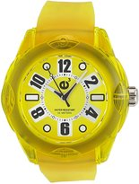 Tendence Women's 2013043 Rainbow Hi-Tech Polycarbonate Watch