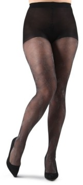 Me Moi Women's Statement Shimmer Sheer Tights