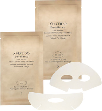Shiseido Benefiance Pure Retinol Intensive Revitalising Face Mask x 4 Sachets