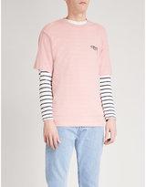 Stussy Ink Dot Cotton-jersey T-shirt