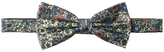 John Lewis Silk Ditsy Floral Bow Tie