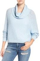 BP Women's Slub Cowl Neck Sweater