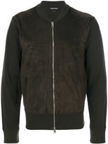 Tom Ford zipped bomber jacket
