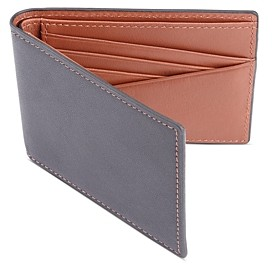 Royce New York Leather Rfid-Blocking 100 Step Wallet