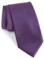 Nordstrom Men's Dotted Dot Silk Tie
