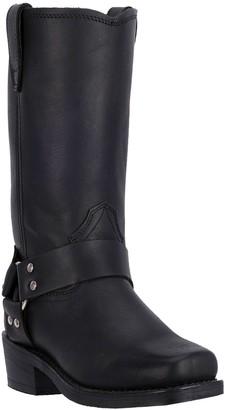 Dingo Men's Leather Harness Boots - Dean
