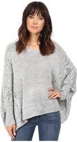 BB Dakota Harrow Cropped Cable Sweater