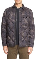 Rag & Bone Men's 'Mallory' Quilted Shirt Jacket
