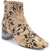 Tory Burch Women's Carlotta Embroidered Bootie