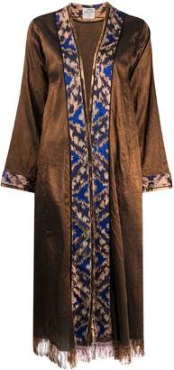 Forte Forte Precious jacquard coat