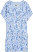 MM6 MAISON MARGIELA Chenille lace dress