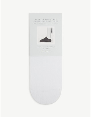 Selfridges Sara premium trainer socks