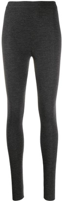 Dolce & Gabbana Ribbed Knit Leggings