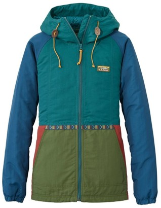 L.L. Bean Women's Mountain Classic Insulated Jacket, Multi-Color