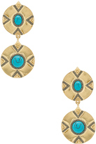 House Of Harlow x REVOLVE Dorelia Double Coin Earring