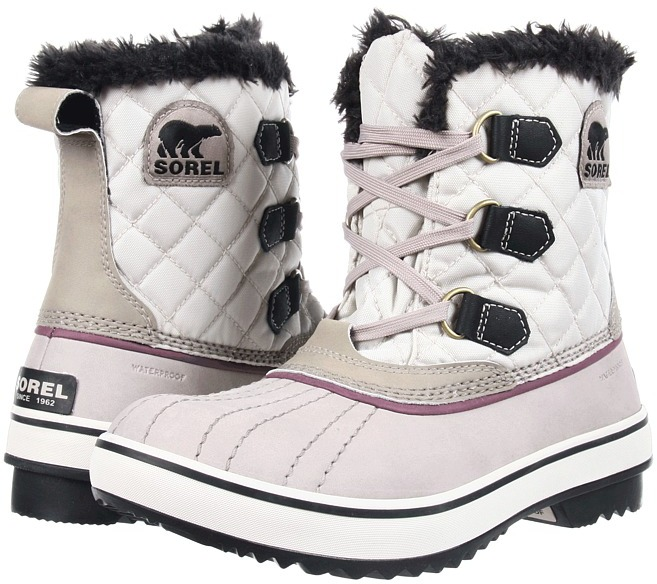 Sorel Tivoli (Stardust/Fawn) - Footwear