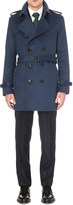 Burberry Modern-fit wool and cashmere-blend trench coat