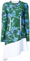 Carven floral pattern dress