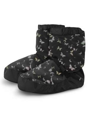 Bloch Women's Printed Warm Up Boot Slipper