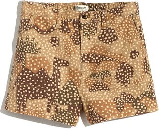 Madewell Zoo Review Camp Shorts