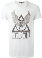 Roberto Cavalli 'Pegasus' T-shirt - men - Cotton - S