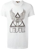 Roberto Cavalli 'Pegasus' T-shirt - men - Cotton - XL