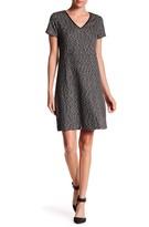 Joe Fresh Ponte Mix Knit Dress