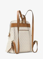 MICHAEL Michael Kors Rhea Medium Slim Logo Backpack