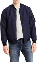 Levi's Ma-1 Reversible Bomber Jacket, Nightwatch Blue