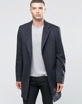 Benetton Wool Overcoat